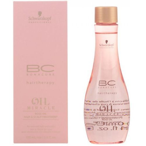 Schwarzkopf BC Bonacure Oil Miracle Rose Oil olejek i serum do włosów 100 ml dla kobiet