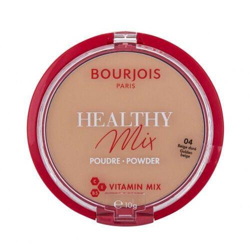 BOURJOIS Paris Healthy Mix puder 10 g dla kobiet 04 Golden Beige - Super obniżka