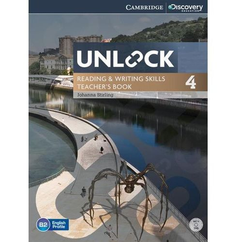 Unlock Level 4 Reading and Writing Skills Teachers Book with DVD, Cambridge University Press