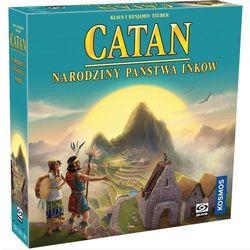 Gra Catan: Narodziny Państwa Inków + druga gra w koszyku 10% TANIEJ!!