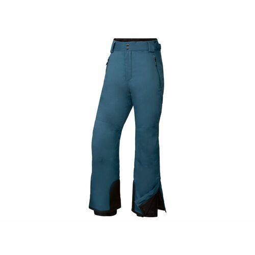 Crivit®pro spodnie zimowe funkcyjne męskie, 1 para