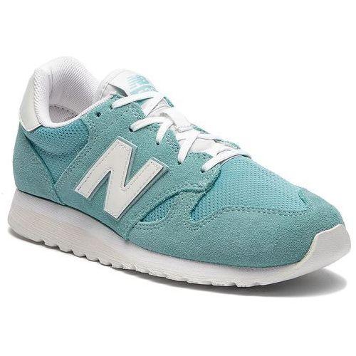 Sneakersy - wl520lb zielony marki New balance