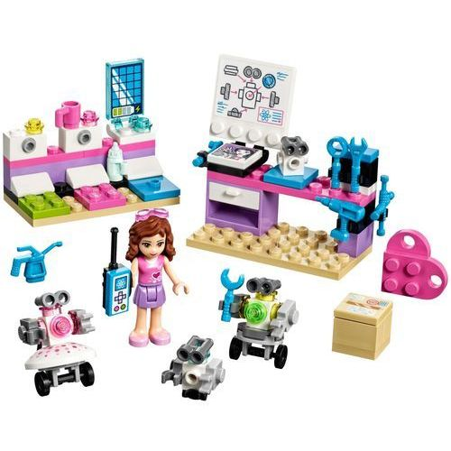 LEGO Friends, Kreatywne laboratorium Olivii, 41307