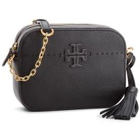 Torebka TORY BURCH - Mcgraw Camera 50584 Black 001