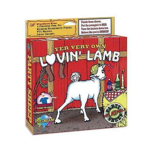 Lalka dmuchana owieczka - lovin lamb marki Pipedream