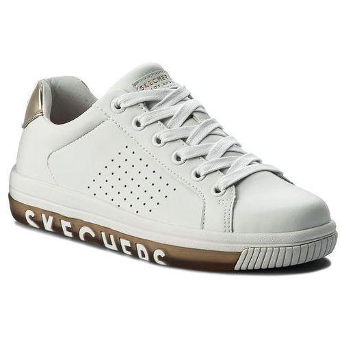 Sneakersy Step On It 73630WTGD WhiteGold, kolor biały (Skechers)
