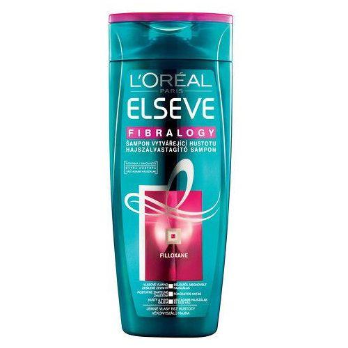 L'oréal paris elseve fibralogy szampon zwiększający gęstość włosów with filloxane 400 ml