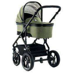wózek wielofunkcyjny nuova city olive/fishbone marki Moon