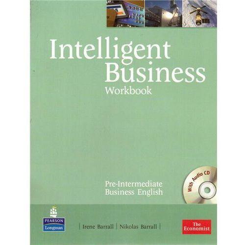 Intelligent Business Pre-Intermediate Workbook (zeszyt ćwiczeń) + CD, Longman