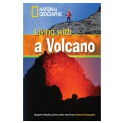 Living + a Volcano + MultiROM. Footprint Reading Library 1300 Headwords, oprawa miękka