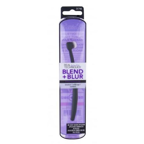 Real Techniques Blend + Blur Shadow Brush pędzel do makijażu 1 szt dla kobiet - Ekstra oferta