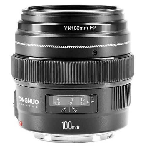 Yongnuo YN 100 mm f/2.0 C (mocowanie Canon EF) (6947110910826)