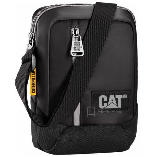 Jumbo torba na ramię tablet 7'' cat czarna