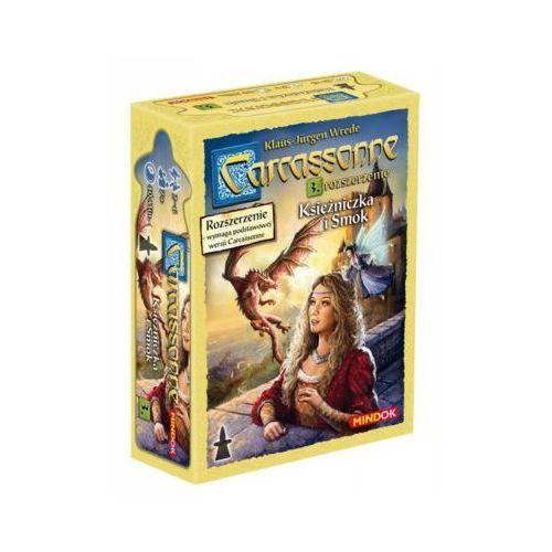Bard Gra carcassonne pl 3. księżniczka i smok, edycja 2 +darmowa dostawa przy płatności kup z twisto (8595558307036)