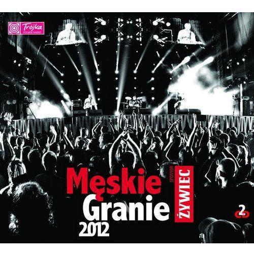 MĘSKIE GRANIE 2012 - Album 2 płytowy (CD)