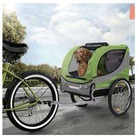 Przyczepka rowerowa transportowa dla psa