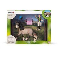 Zestaw do pielęgnacji koni andaluzyjskich (4005086422704)