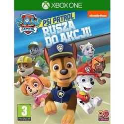 Psi patrol: rusza do akcji! gra xbox one cenega marki Namco bandai