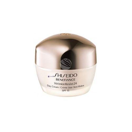 Shiseido Benefiance Wrinkle Resist 24 Day Cream (W) krem do twarzy na dzień 50ml