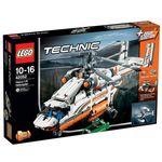Lego TECHNIC Śmigłowiec towarowy (heavy lift helicopter) technic 42052