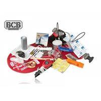 Wodoodporny Profesjonalny Survivalowy Zestaw Przetrwania BCB Waterproof Survival KIT (21-elementów).