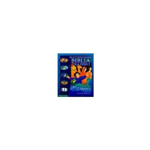 Multimedialna Biblia dla Dzieci Historia Mojżesza (PC)