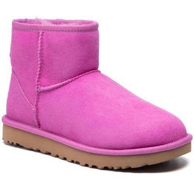 4b4398486f2 Śniegowce damskie Kolor: różowy ceny, opinie, recenzje ...