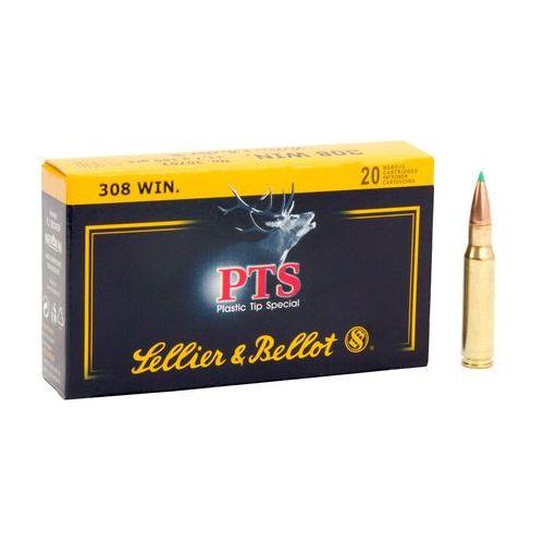 Sellier&bellot Amunicja .308 win 11,7g/180grs pts