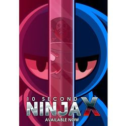 10 Second Ninja X (PC)