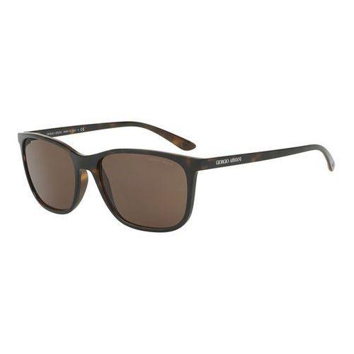 Okulary słoneczne ar8084 502673 marki Giorgio armani