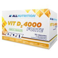 ALLNUTRITION Vit D3 4000IU x 30 kapsułek