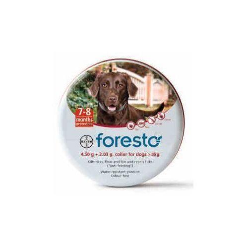 Bayer foresto obroża dla średnich i dużych psów 70cm marki Foresto bayer