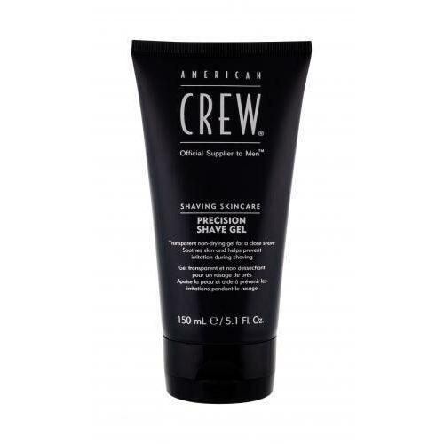 American crew shaving skincare precision shave gel żel do golenia 150 ml dla mężczyzn - Super oferta