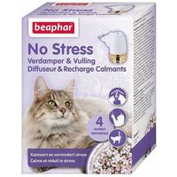 no stress aromatyzer behawioralny dla kotów dyfuzor+wkład 30ml marki Beaphar