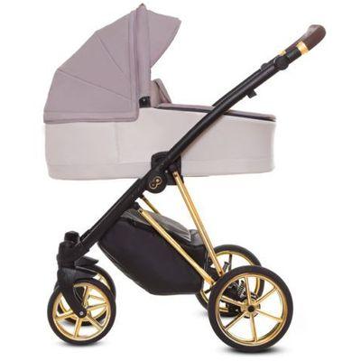 Pozostałe wózki dziecięce BABY ACTIVE BOBO RAJ
