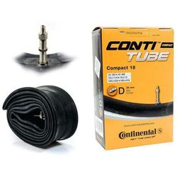 Continental Co0181181 dętka compact 17/18'' x 1,25'' - 1,75'' wentyl dunlop 26 mm