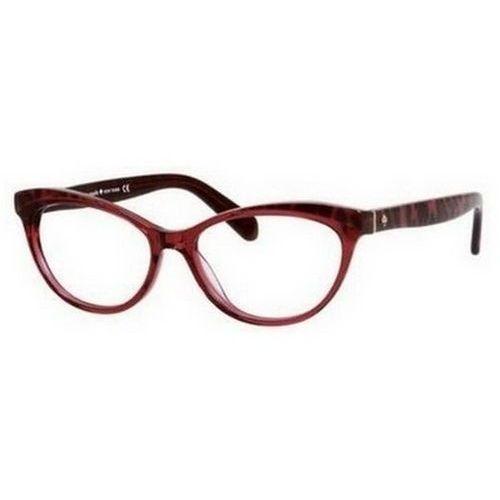 Okulary korekcyjne steffi 0w50 00 Kate spade