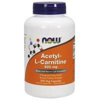 Kapsułki ALC (Acetyl-L-Karnityny) 500mg 200 kaps.