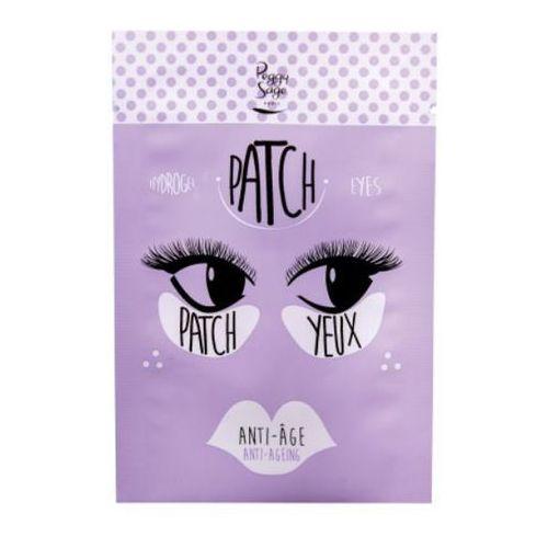 PEGGY SAGE Anti-Age Patch Yeux - Platki hydrozelowe przeciw efektom starzenia pod oczy 2 x 1,5g (ref.400118)