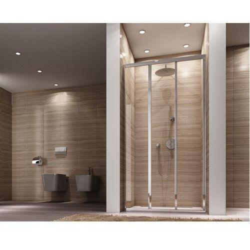 Rea Drzwi prysznicowe rozsuwane 100 cm alex uzyskaj 5 % rabatu na drzwi