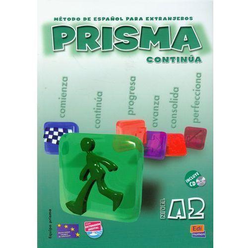 Prisma continua A2 Podręcznik + CD (2002)