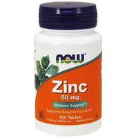 Tabletki Zinc 50mg x 100 tabletek