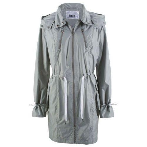 Płaszcz srebrnoszary marki Bonprix