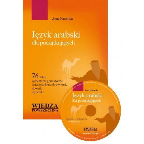 Język arabski dla początkujących + MP3, oprawa broszurowa