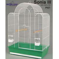 Inter-zoo klatka dla ptaków sonia iii