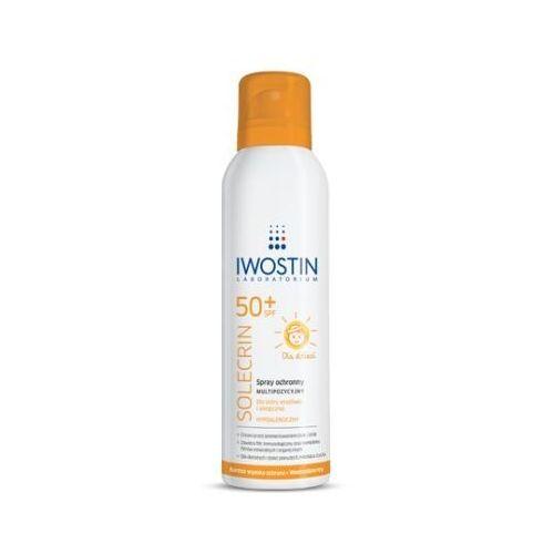 IWOSTIN Solecrin Spray ochronny multipozycyjny SPF50+ 150ml - Super oferta