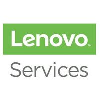 Lenovo Parts Delivered - support opgradering - 4 år - forsendelse