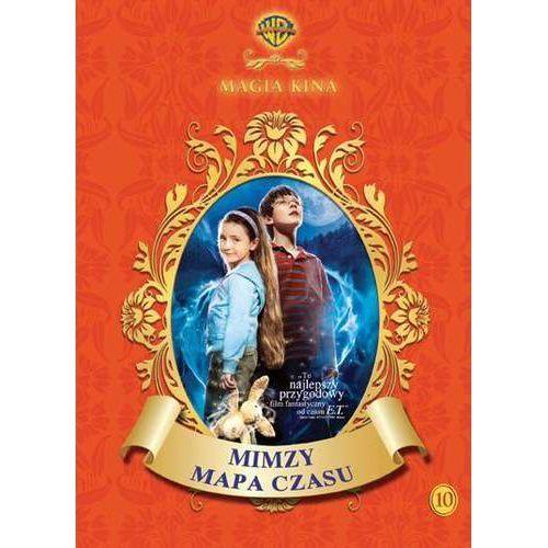 Galapagos films Mimzy: mapa czasu (seria magia kina) (*) (płyta dvd) (7321908184948)