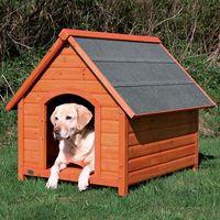 Trixie buda dla psa ze skośnym dachem rozmiar l 83×87×101 cm (4011905395326)