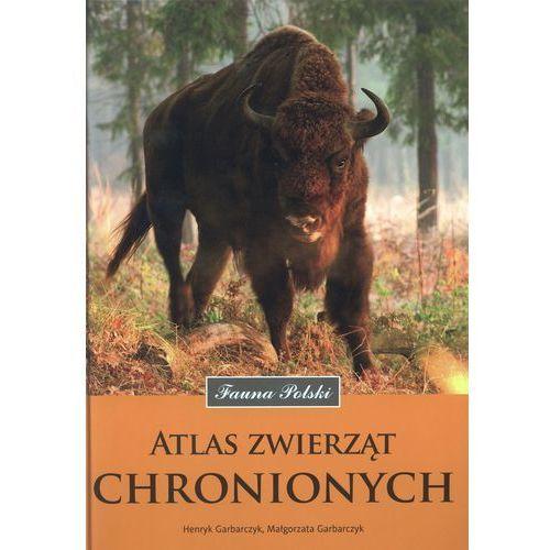 Atlas zwierząt chronionych (448 str.)